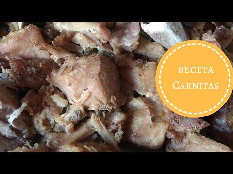 Como hacer carnitas en Instant pot (u olla express) – Pork Carnitas