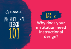 Instructional Design 101 Series Image Slide