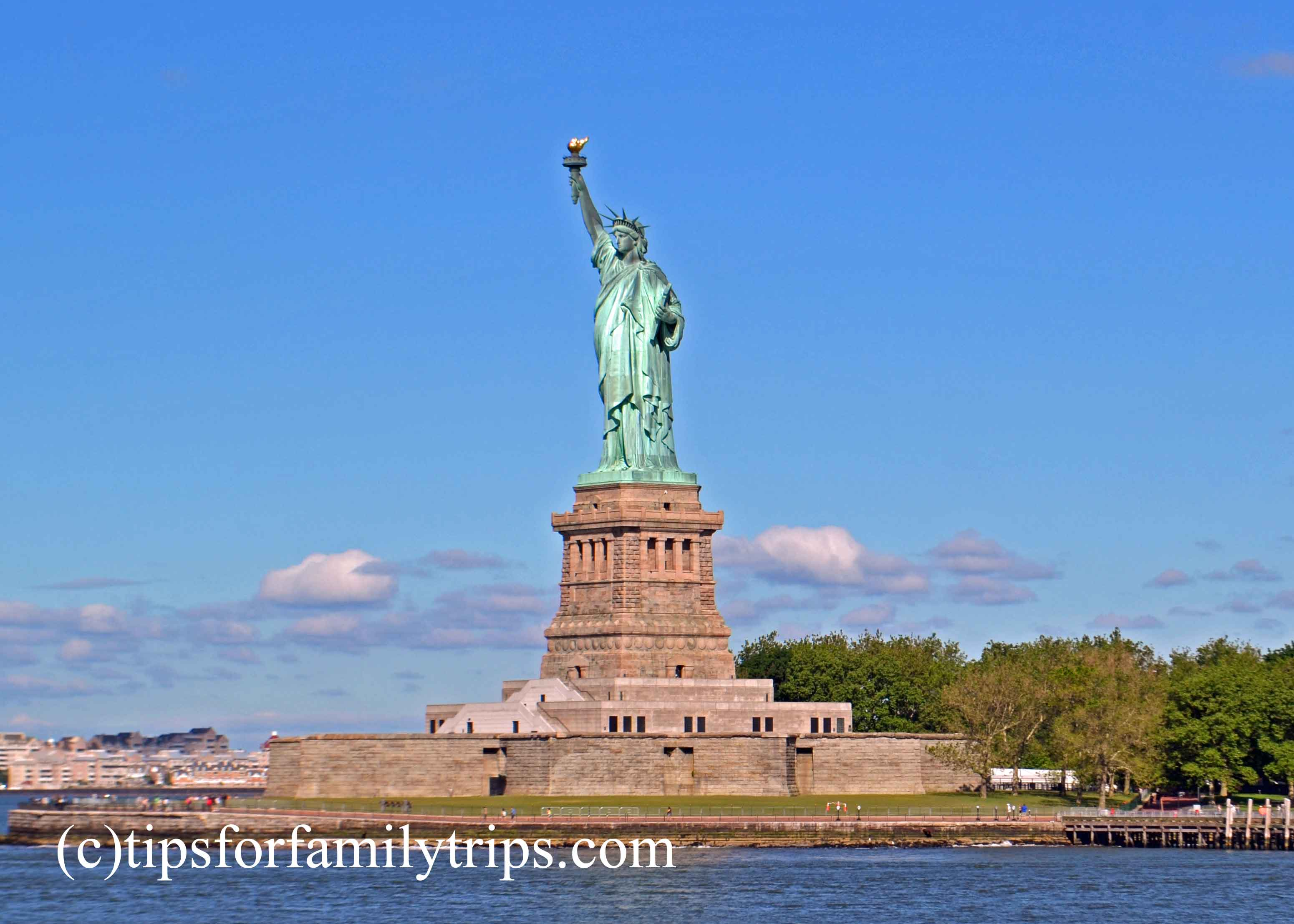 6 Smart Tips For Visiting The Statue Of Liberty With Kids