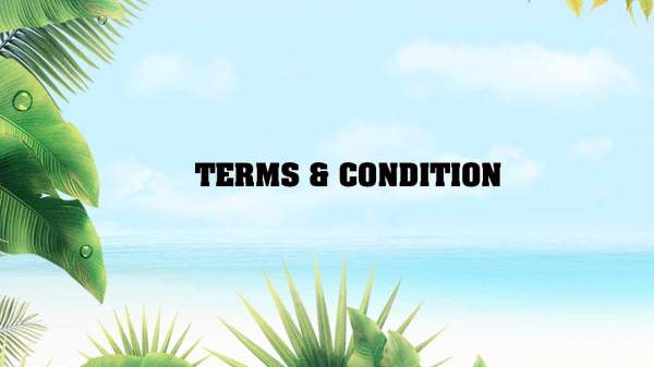 Tipsforworld terms and condition