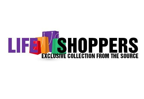 Logo Design For Lifeshoppers.com