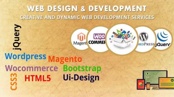 web design service company in Bangladesh