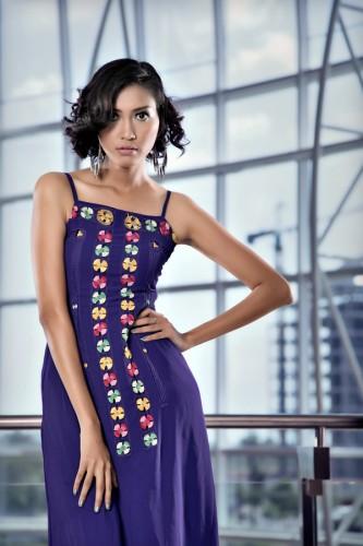 Contoh Foto Model Fashion