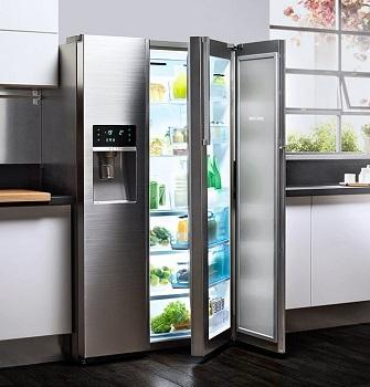 Hình 2 trên 5 Lưu ý không thể bỏ qua để chọn tủ lạnh đẹp cho phòng bếp