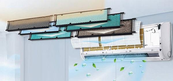 Hình ảnh 9 của Tìm hiểu công nghệ lọc khí trên máy lạnh hiện nay