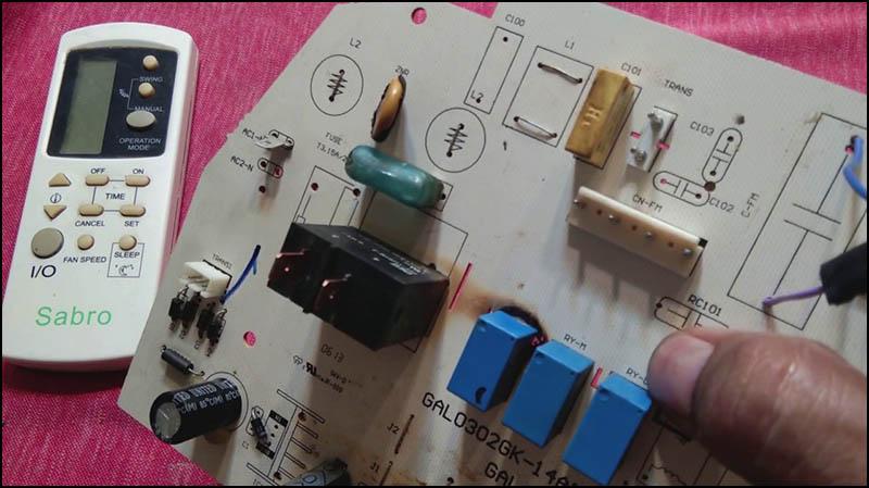 Hình 11 của Máy lạnh, máy lạnh không mát, không lạnh, nguyên nhân và cách khắc phục