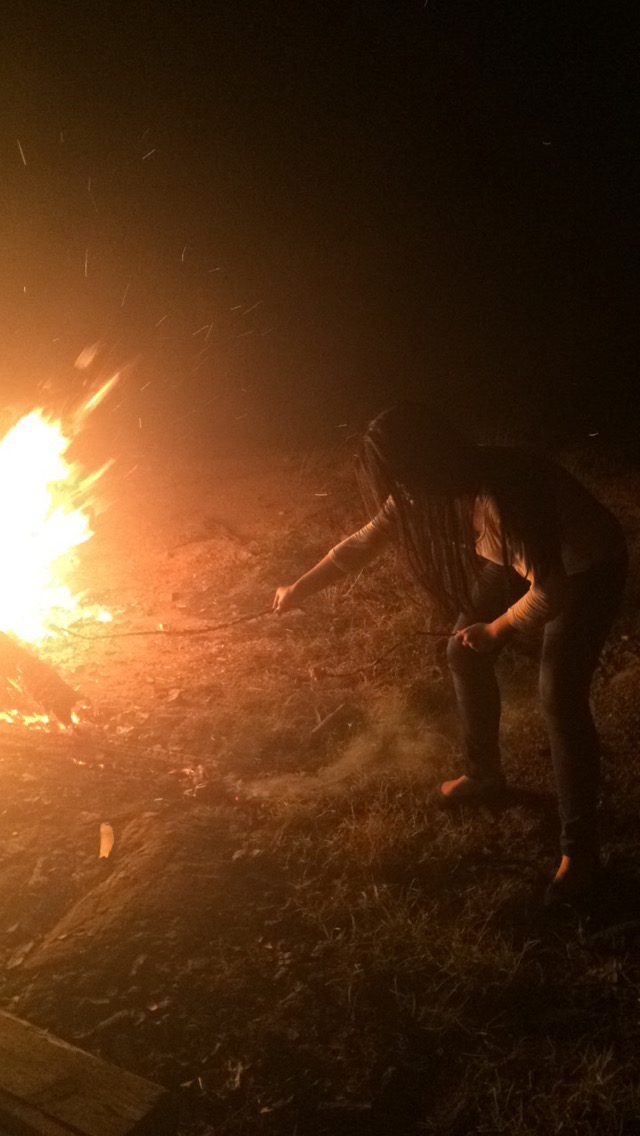 first time bonfire