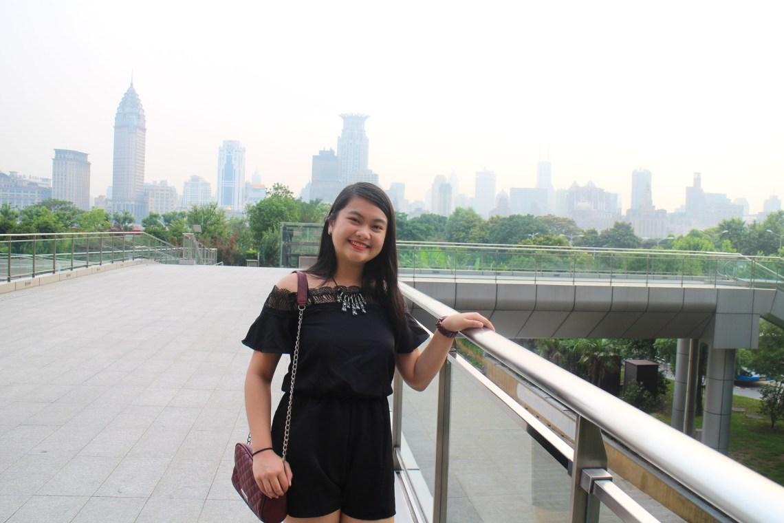 shanghai shopping karen wen