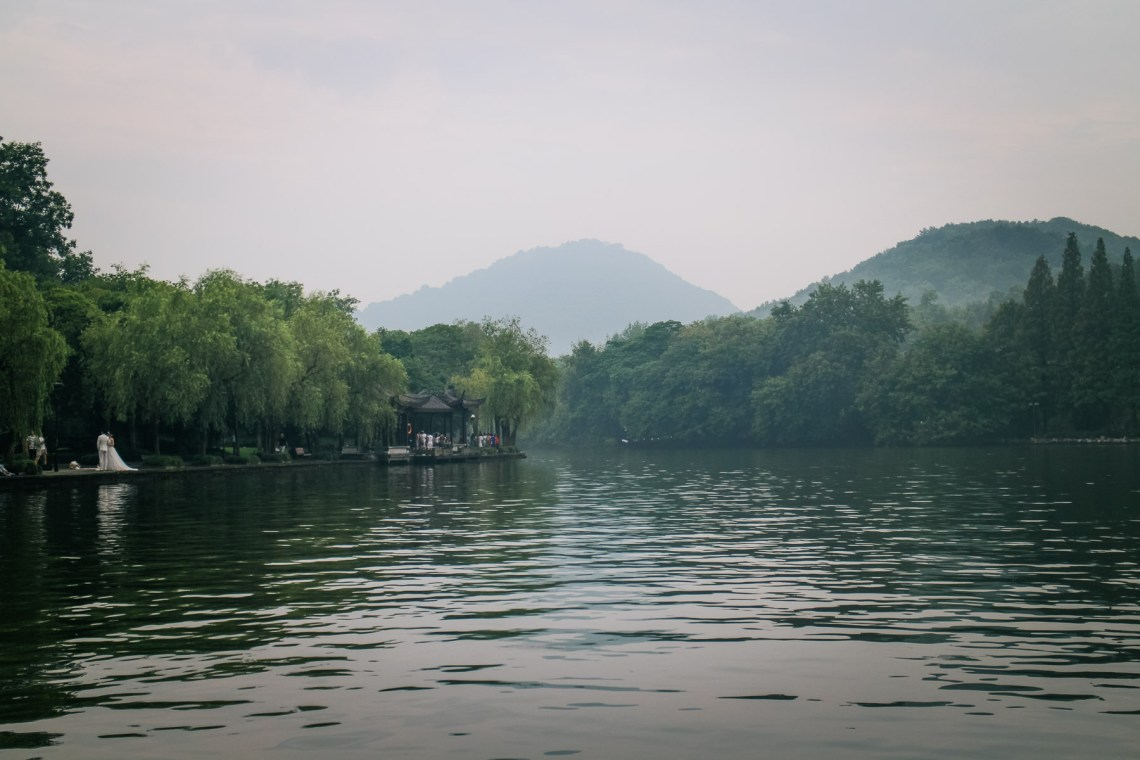 china west lake hangzhou