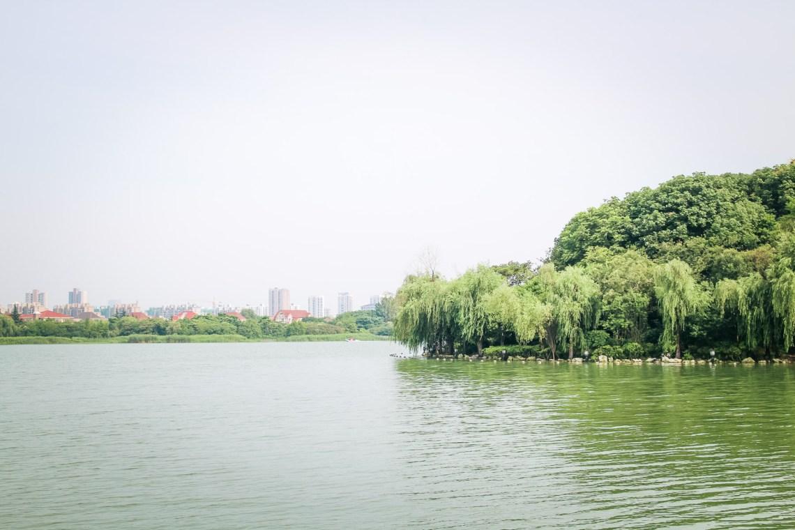 wuxi liyuan li garden