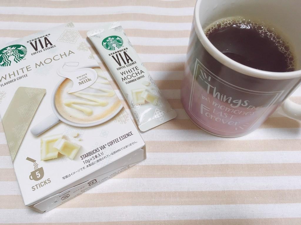 ホワイトモカ コーヒー