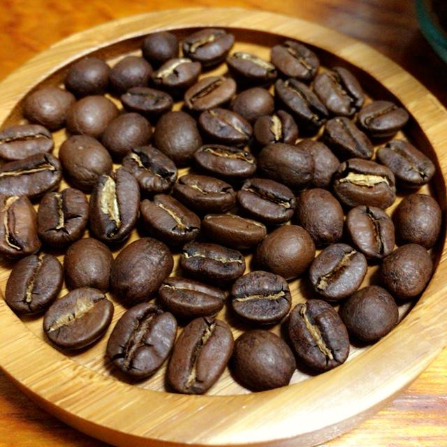 パナマ エスメラルダ農園 ダイヤモンドマウンテン コーヒー豆の写真