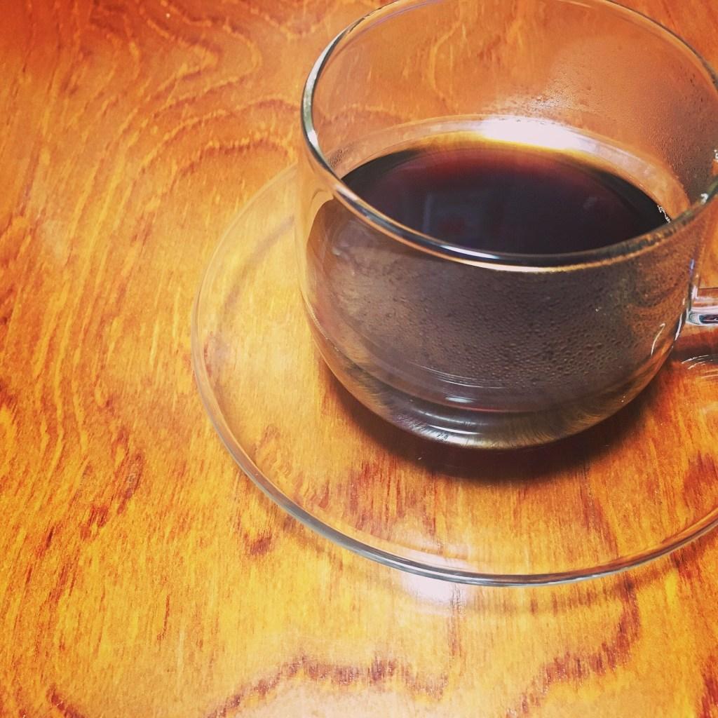 パナマ エスメラルダ農園 ダイヤモンドマウンテンをクリーンカップのレシピにて抽出した