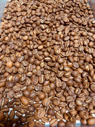 エチオピア イルガチェフェG1 コーヒー豆の写真