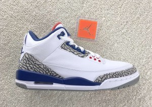 "Air Jordan 3 OG ""True Blue"""