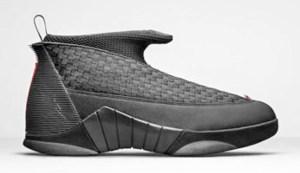 "top fashion b5f75 80bb9 Air Jordan 15 ""Stealth"" Black Varsity Red-Anthracite 881429-001. January 7,  2017"