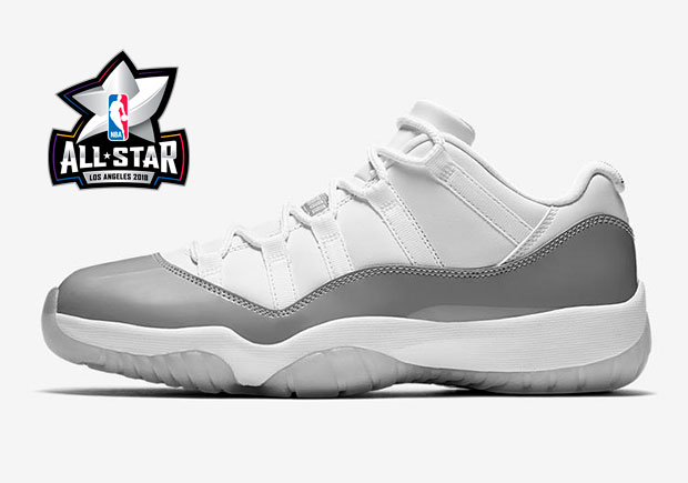 Air Jordan 11 Low Potentially Releasing During All-Star Weekend 2018 ... 8c32f1acb