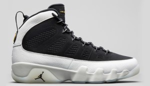 "new style f845e a0041 Air Jordan 9 ""LA"" Color  Black Summit White-Black-Metallic Gold Style Code   302370-021. Release Date  February 10, 2018. Price   190"