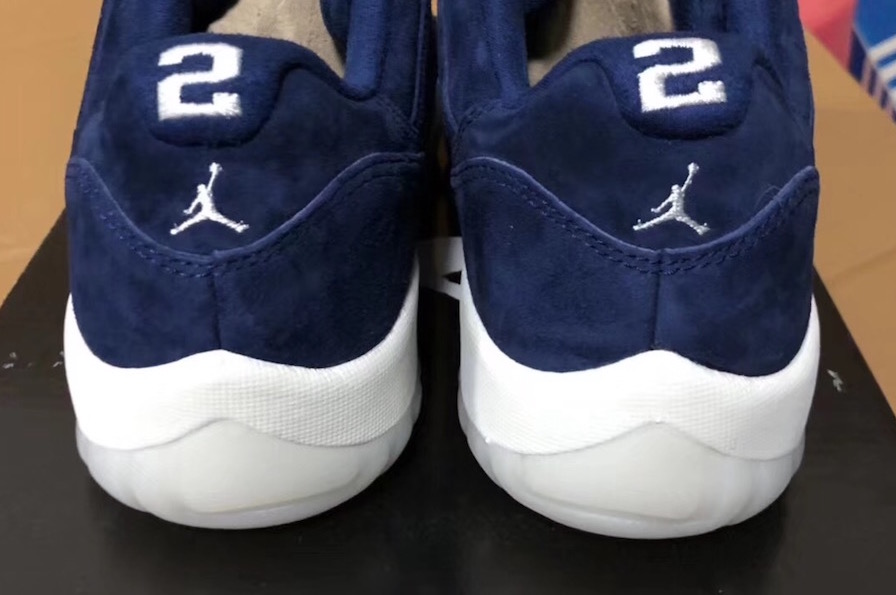 1d7191cbebc Air Jordan 11 Low Derek Jeter RE2PECT – Sneaker Bar Detroit – TIP SOLVER
