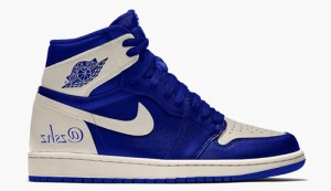ad06db11a33 Air Jordan 1 Retro High OG Color: Hyper Royal/Sail Style Code: 555088-401. Release  Date: July 7, 2018. Price: $160