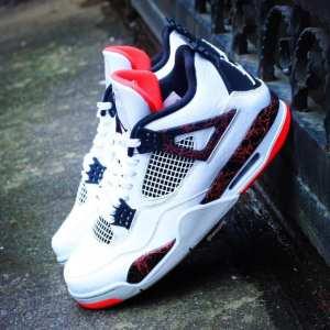 "big sale 26e1e 9c201 Air Jordan IV ""Pale Citron"" Color  White Black-Light Crimson-Pale Citron Style  Code  308497-116 Release Date  March 2, 2019 Price   190 Protect Yours With  ..."