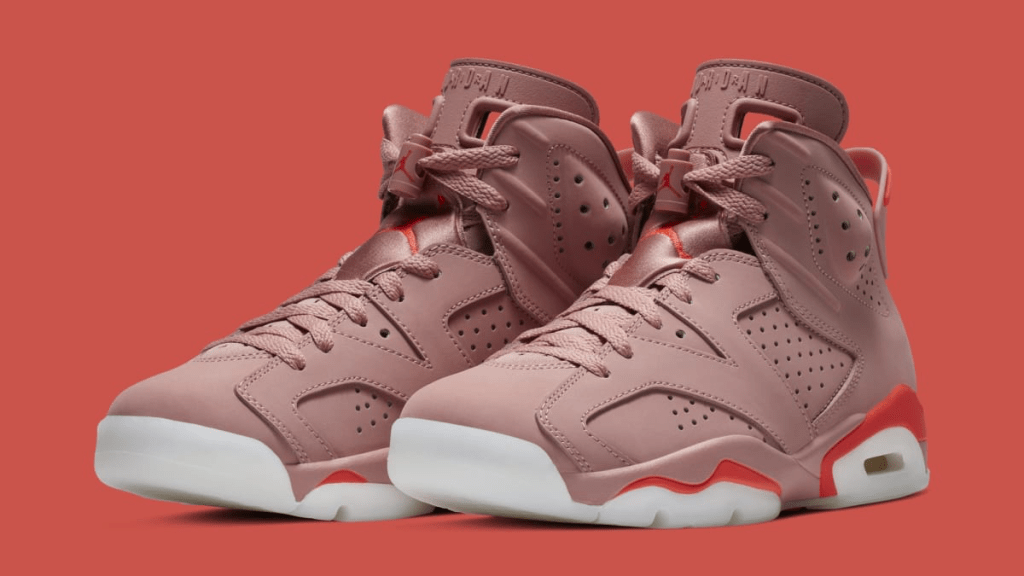 official photos 469fe 4cc96 Aleali May x Air Jordan 6 March Release Date Confirmed