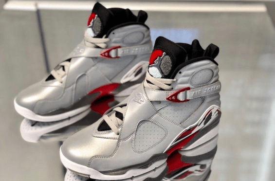 The Air Jordan 8 Reflections of a Champion