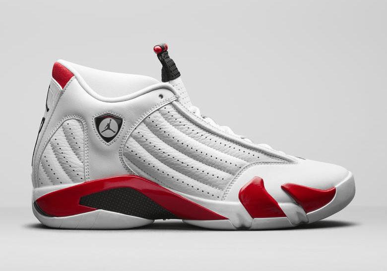 "Air Jordan XIV ""Candy Cane""/Nike"