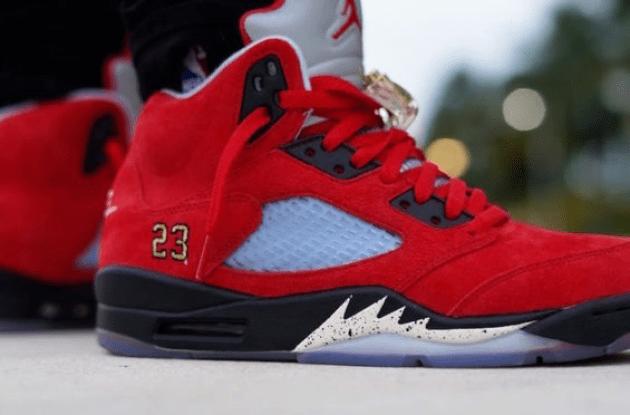 "Air Jordan 5 ""Trophy Room"""