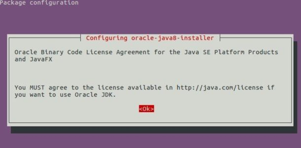 Oracle Java License