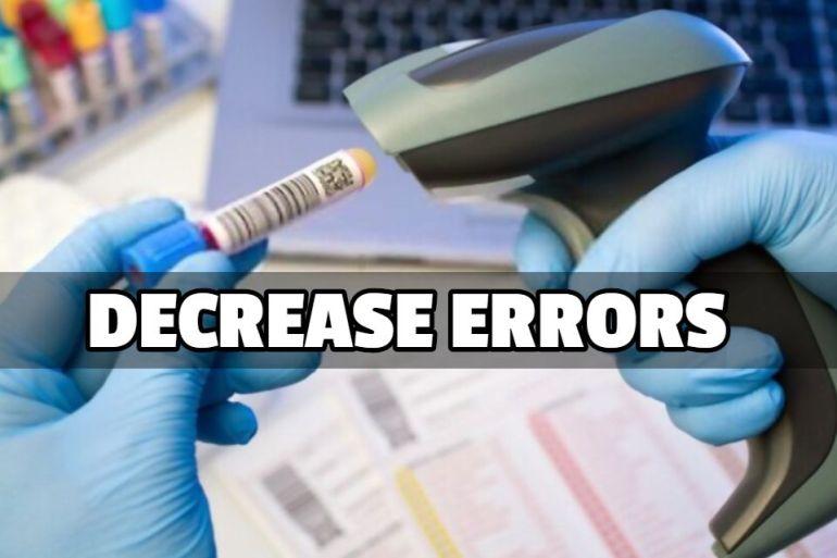 Decrease Errors