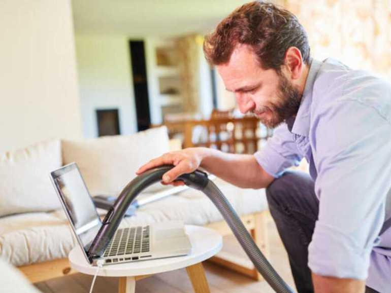 Why is my laptop fan so loud Quick fix