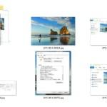 【Windows10】ファイルの拡張子を表示させる