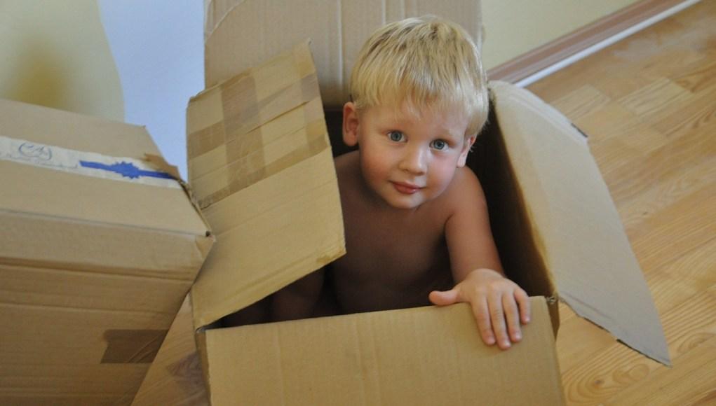 Tips om te verhuizen met kinderen