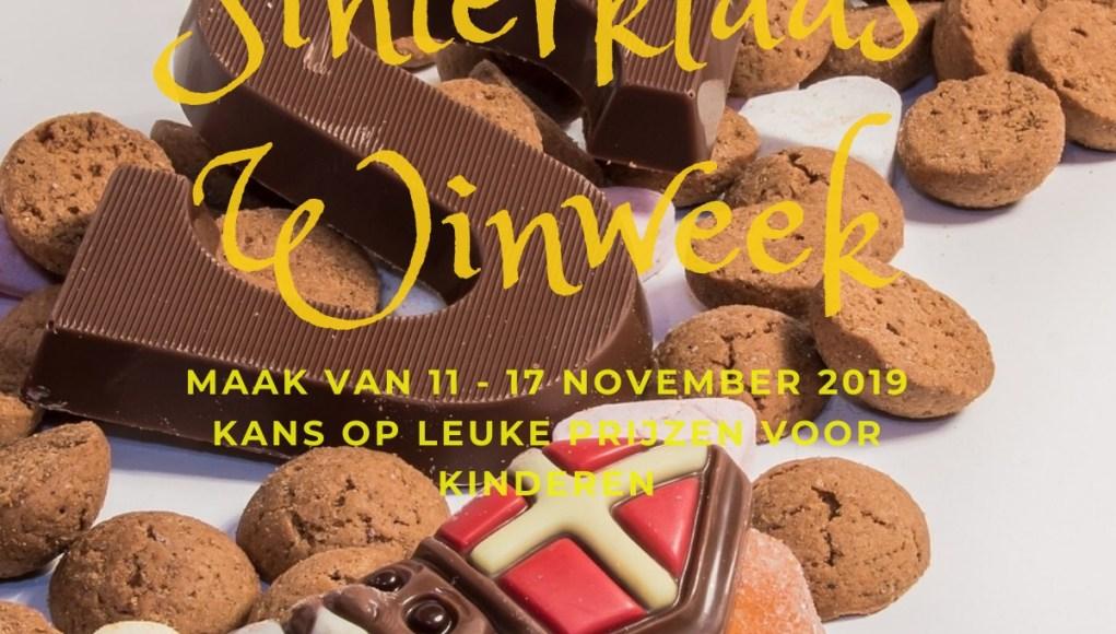 Sinterklaas Winweek