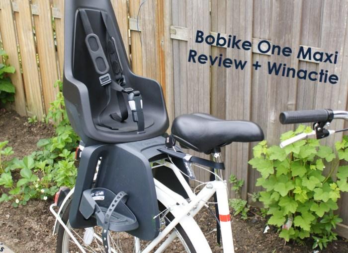 Bobike One Maxi winactie