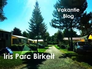 Vakantieblog – Iris Parc Birkelt Luxemburg