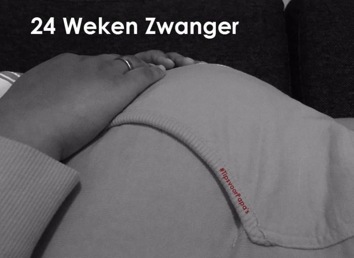 24 weken zwanger zwangerschap update