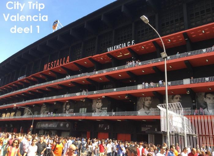 valencia city trip spanje voetbal