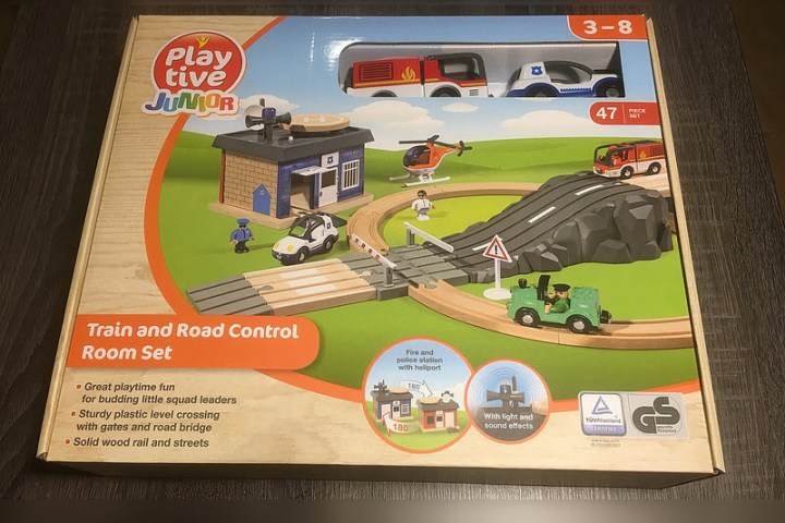 Houten speelgoed van de Lidl, perfect voor Sinterklaas/Kerst!