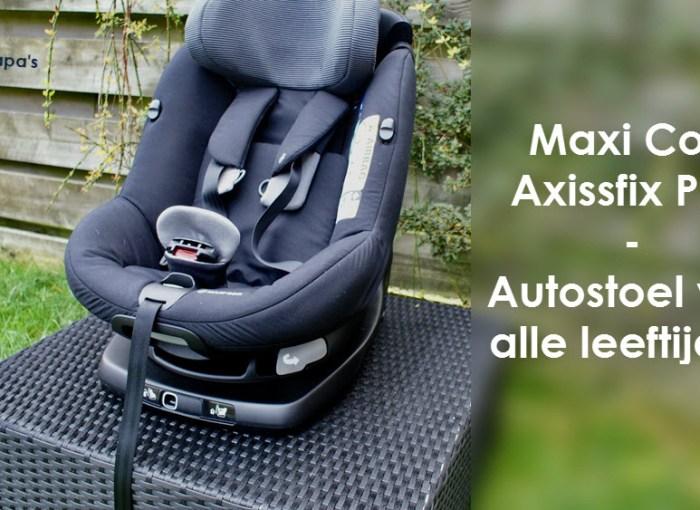 maxi cosi axissfix plus review nieuw autostoel