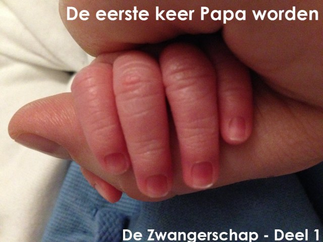 eerste keer papa worden papablog blog