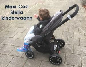 Maxi-Cosi Stella kinderwagen – Voor groot en klein