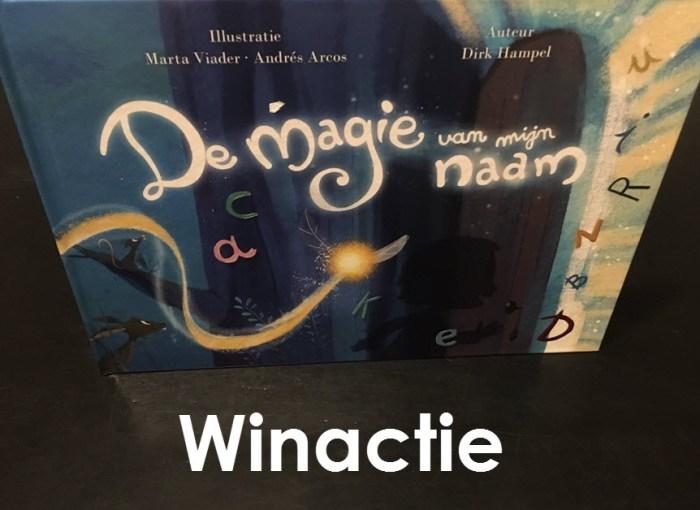 De Magie van mijn Naam winactie gepersonaliseerd boek