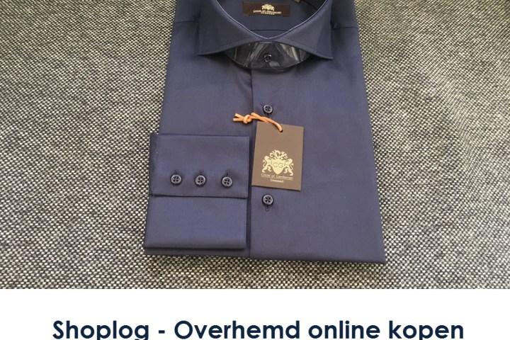 Shoplog – Overhemd online kopen