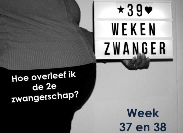 zwangerschap overleven week 37 en 38
