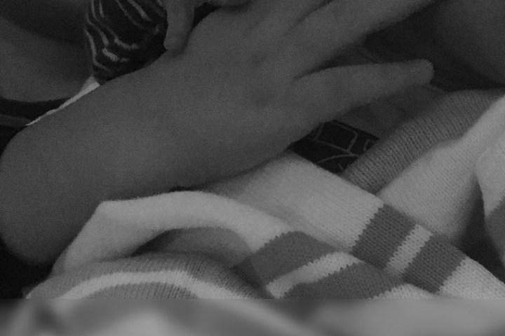 De eerste maand met een baby en een peuter