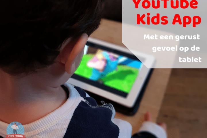 YouTube Kids App – met een gerust gevoel op de tablet