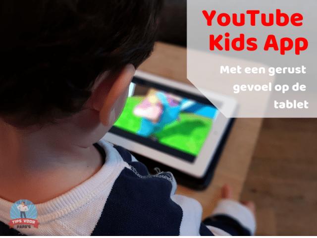 De YouTube Kids App is de ideale uitkomst als je je kindjes veilig op YouTube filmpjes wil laten kijken!