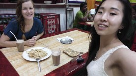 Kotthu and Ice Milo with Jen!